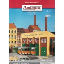 Auhagen Katalog nr 15 (2018 / 2019)