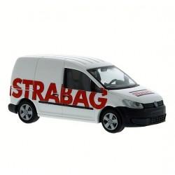 Rietze 31815, Volkswagen Caddy ´11 STRABAG, skala H0