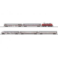TRIX 11608, Pociąg DB Intercity, BR111 + 5 wagonów, ep.V, DCC, skala N