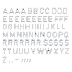 Faller 180965, Szyldy: alfabet, litery A-Z