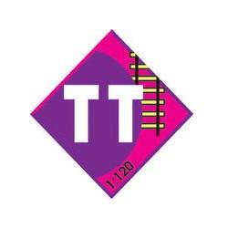 TT 1:120 a H0/TT