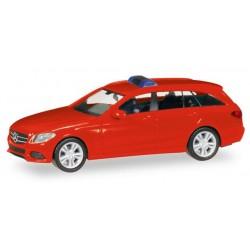 Herpa 013284, Minikit: Mercedes-Benz C-Class T-Modell, straż poż., skala H0