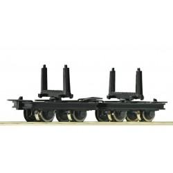 ROCO 34602 Dwa wagony H0e