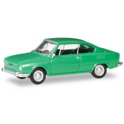 Herpa 028882, Skoda 110 R, traffic green, skala H0
