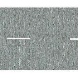 NOCH 60610, Droga gminna, szary asfalt, 4,8 x 100 cm, skala H0