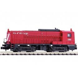 PIKO 40441, Lokomotywa spalinowa NS 2384 cargo, ep.V, skala N