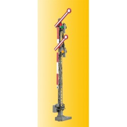 Viessmann 4701, Semafor kształtowy 2-ramienny, analog/digital, skala H0