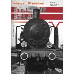 """stsz1802 """"Stalowe Szlaki"""" numer 2/2018 (134)"""