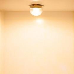 Faller 180667, Oprawka matowa z LED, lampa oświetleniowa, biały ciepły