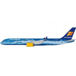 "Herpa 611848, Icelandair Boeing 757-200 ""80 Years of Aviation"" - TF-FIR ""Vatnajökull"", 1:200"