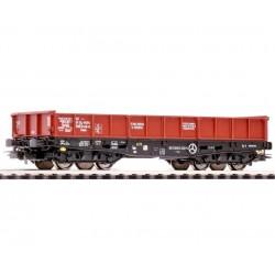PIKO 58411, Wagon niskoburtowy 401Zl, PKP, ep.V, skala H0.