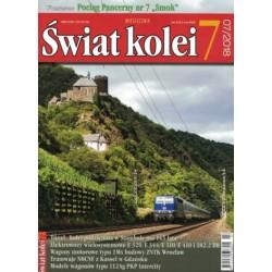 "1807 ""Świat Kolei"" 2018 07"