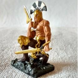 "FD-0 4766, Achilles. Figurka: metal, kolor, kolekcja ""Mitologia"" DeAgostini, model gotowy."