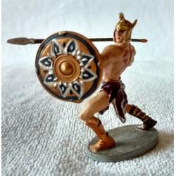 "FD-0 4767, Tezeusz. Figurka: metal, kolor, kolekcja ""Mitologia"" DeAgostini, model gotowy."
