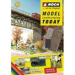 """NOCH 71909, """"Model Landscaping Today"""" (plus LC)"""