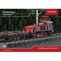 Fleischmann 990318, Katalog Główny 2018-2019