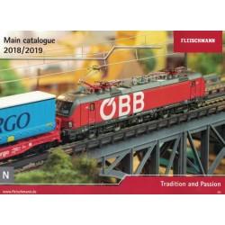 Fleischmann 990218, Katalog Główny 2018-2019, skala N