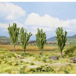 NOCH 21006, Cztery drzewa - topole, ~12 cm (H0/TT)