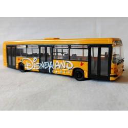 """! KOMIS !, BUSCH, Autobus Renault R312 """"Disneyland Paris"""", skala H0 (KS2249)"""