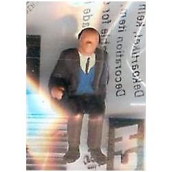 """NOCH 118-022, osoba siedząca, """"Urzędnik"""", figurka, skala N"""