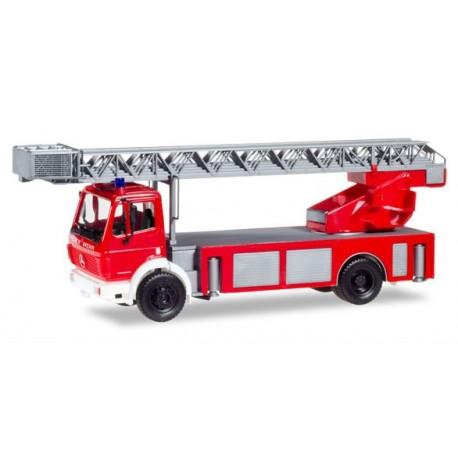 "Herpa 094108, Mercedes-Benz SK 88 turnable ladder ""fire department"", skala H0"