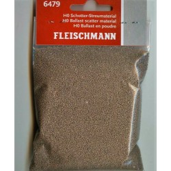 Fleischmann 6479, Szuter, posypka do torowisk, skala H0
