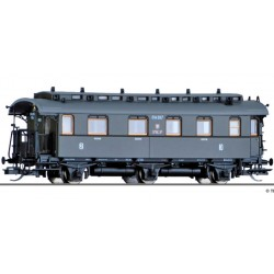Tillig 16038, Wagon osobowy BCiy, kl.2/3, PKP ep, III, skala TT.