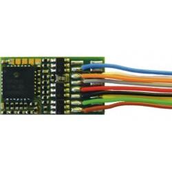 Roco 10894, LokoDekoder DCC 8-pin +RailCom®, skala H0...