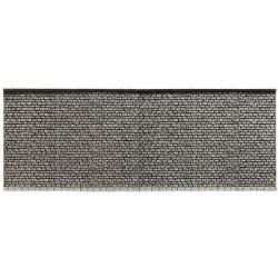 NOCH 34855, Mur oporowy, 39,6 x 7,4 cm, skala N