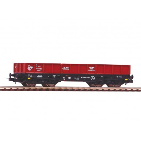 PIKO 58413, Wagon niskoburtowy 401Z, PKP Cargo, ep.V, H0