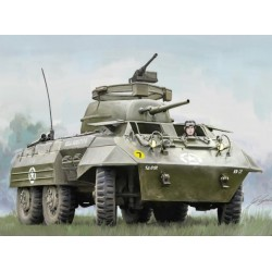 Italeri 15759, M8/M20, skala 1:56, model do sklejania
