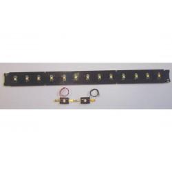 PIKO 56284. Listwa oświetleniowa LED do wagonów 11A i 112A PKP H0