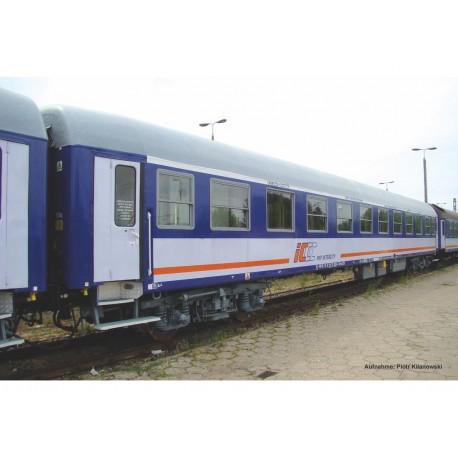 PIKO 97606, Wagon z miejscami do leżenia, 110Aa, PKP Intercity, ep.VI, skala H0