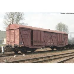 PIKO 58470, Wagon towarowy kryty, 401Ka Gags-t, PKP, ep.Vb, skala H0.