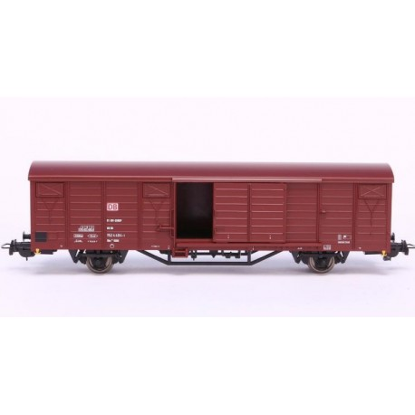 PIKO 54069, Wagon towarowy kryty Gbs258 DB AG, ep.V, skala H0.