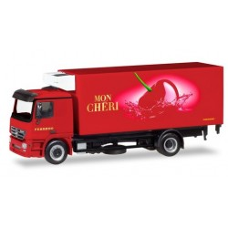 "Herpa 309448, Mercedes-Benz Actros L, ""Ferrero Mon Chéri"", skala H0"