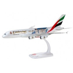 "Herpa 612142, Emirates Airbus A380 ""Real Madrid"", skala 1:250"