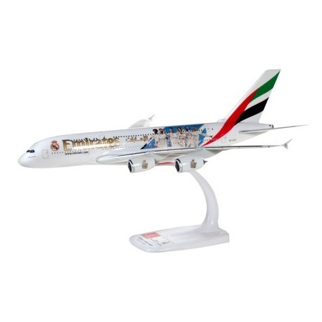 "Herpa 612142, Emirates Airbus A380 ""Real Madrid"", skala 1:250"
