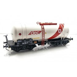 Robo 13054021, Wagon cysterna 406Ra, PKP, DEC / CPN, ep.V, skala H0