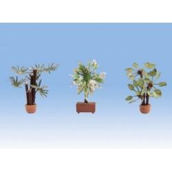NOCH 14023, Rośliny ozdobne w donicach, roślinność śródziemnomorska. Skala H0.