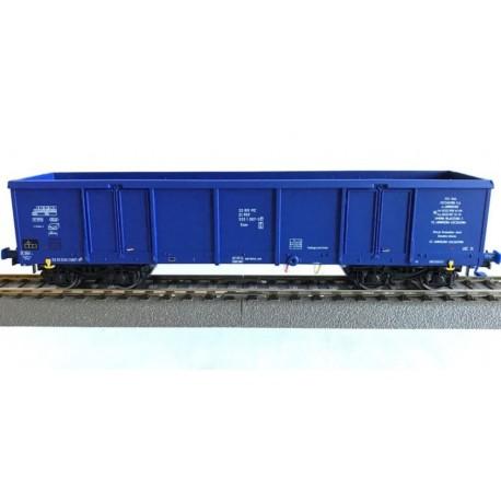 Rivarossi HRS6448, Wagon węglarka UIC, Eaos 008-1 PKP, PCC Rail Szczakowa S.A., ep.Vc-VIa, skala H0.