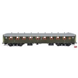 Exact-train EX10009, Wagon pasażerski kl.2/3 BChxz, PKP, St.Wrocław, skala H0.