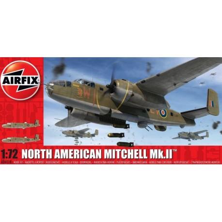 Airfix 06018, North American Mitchell Mk.II™, skala 1:72