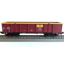 Rivarossi HRS6446, Wagon węglarka UIC, Eaos 33 51 533 0 807-7 PL-RAILP, Rail Polska Sp. z o.o., ep. VIa, skala H0.