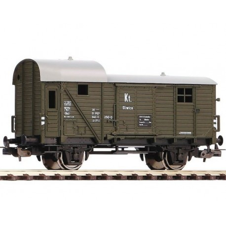 PIKO 58776, Wagon brankard Ft, PKP, ep.IV, skala H0