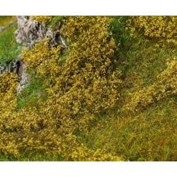 Faller 181615, Włóknina - zarośla, listowie (podłoża, nasypy, zbocza, krzewy...) Jasna zieleń.