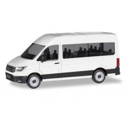 Herpa 013598, MiniKit: VW Crafter Bus high Roof, white, skala H0.