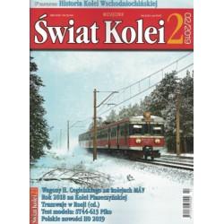 "1902 ""Świat Kolei"" 2019 02"