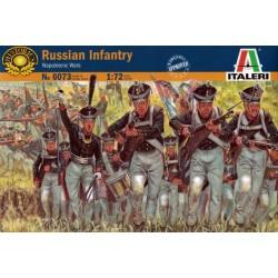 Italeri 6073, Russian Infantry, skala 1:72.