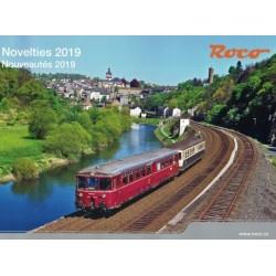 rkn19, ROCO Katalog Novelties 2019.
